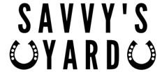 Savvy's Yard post